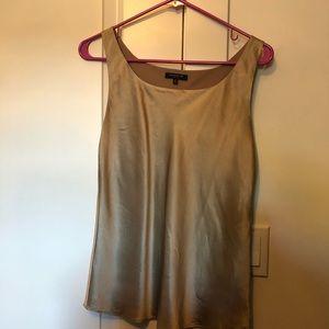 Lafayette 148 Silk Blouse Size 4
